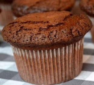 Muffins chocolat 2