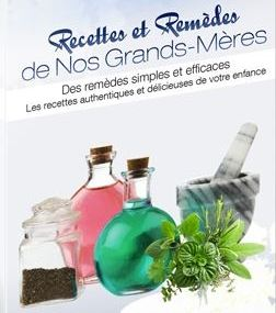 Recettes remedes grand mere